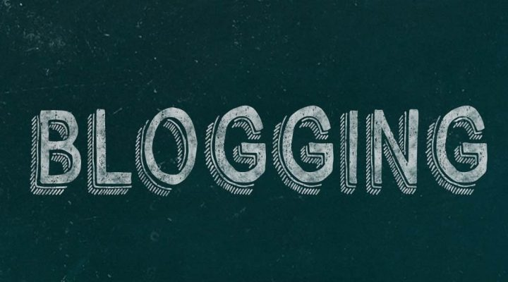 Blogging - Bloggen