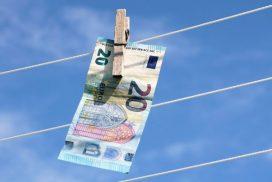 20-euro biljet aan waslijn - Hoe online geld verdienen?